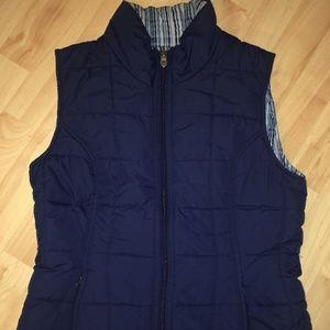 Womens Ariat Reversible Vest